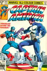 Captain America (1968-1996) #241 Variant C: UK Edition