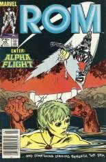 Rom (1979-1986) #56 Variant C: 75 Cent Variant