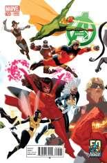 Avengers (2012-2015) #23 Variant B: Avengers 50th Anniversary Cover