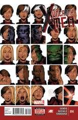 Uncanny X-Men (2013-2016) #14 Variant A