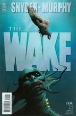 Wake (2013-2014) #5 Variant B: Incentive Cover