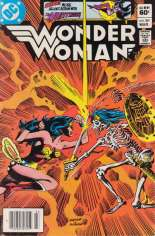 Wonder Woman (1942-1986) #301 Variant A: Newsstand Edition