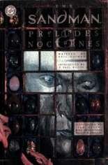 Sandman (1989-1996) #TP Vol 1 Variant C: 3rd Printing