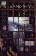 Sandman (1989-1996) #TP Vol 1 Variant E: 5th Printing