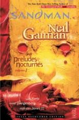 Sandman (1989-1996) #TP Vol 1 Variant F: 6th Printing