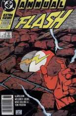 Flash (1987-2009) #Annual 2 Variant A: Newsstand Edition