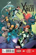 All-New X-Men (2013-2015) #19 Variant A