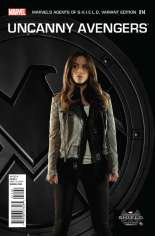 Uncanny Avengers (2012-2014) #14 Variant B: Agents of SHIELD Cover
