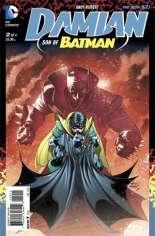 Damian: Son of Batman (2013-2014) #2 Variant A