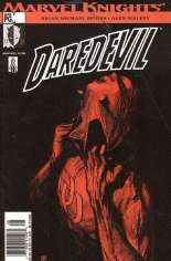 Daredevil (1998-2011) #34 Variant A: Newsstand Edition; No Issue Number on Cover