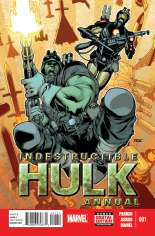 Indestructible Hulk (2013-Present) #Annual 1