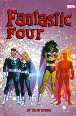 Fantastic Four By John Byrne Omnibus (2011-2013) #HC Vol 2 Variant A