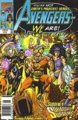 Avengers (1998-2004) #5 Variant A: Newsstand Edition