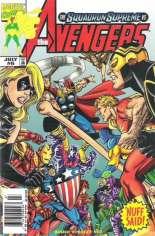Avengers (1998-2004) #6 Variant A: Newsstand Edition