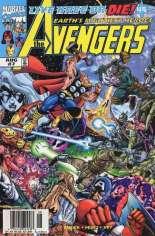 Avengers (1998-2004) #7 Variant A: Newsstand Edition