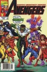 Avengers (1998-2004) #8 Variant A: Newsstand Edition