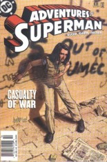 Adventures of Superman (1987-2006) #631 Variant A: Newsstand Edition; Not Polybagged