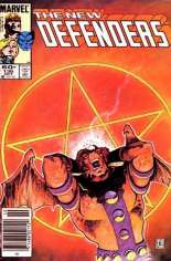 Defenders (1972-1986) #136 Variant A: Newsstand Edition
