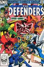 Defenders (1972-1986) #112 Variant B: Direct Edition