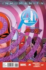 Avengers A.I. (2013-2014) #7