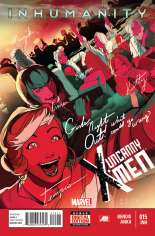 Uncanny X-Men (2013-2016) #15