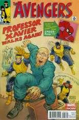 Avengers (2012-2015) #24 Variant N: X-Men Covers Avengers Cover
