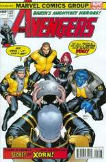Avengers (2012-2015) #24 Variant P: X-Men Covers Avengers Cover