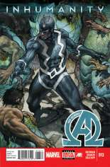 New Avengers (2013-2015) #13 Variant A