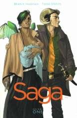 Saga (2012-2018) #TP Vol 1 Variant C: 3rd Printing