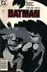 Batman (1940-2011) #407 Variant C: $1.00 Variant