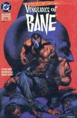 Batman: Vengeance of Bane Special (1993) #1 Variant B: 2nd Printing