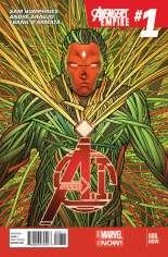 Avengers A.I. (2013-2014) #8 Variant A