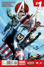 Avengers World (2014-2015) #1 Variant A