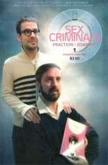 Sex Criminals (2013-2020) #1 Variant G: 4th Printing