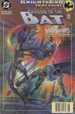 Batman: Shadow of the Bat (1992-2000) #30 Variant A: Newsstand Edition