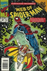 Web of Spider-Man (1985-1995) #104 Variant A: Newsstand Edition