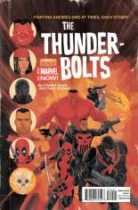 Thunderbolts (2012-2014) #20 Variant B: Incentive Cover