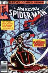 Amazing Spider-Man (1963-1998) #210 Variant A: Newsstand Edition