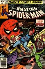 Amazing Spider-Man (1963-1998) #206 Variant A: Newsstand Edition