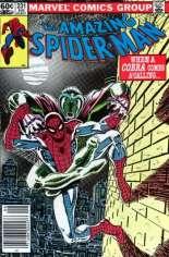 Amazing Spider-Man (1963-1998) #231 Variant A: Newsstand Edition