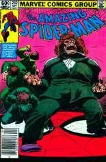 Amazing Spider-Man (1963-1998) #232 Variant A: Newsstand Edition