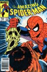 Amazing Spider-Man (1963-1998) #245 Variant A: Newsstand Edition