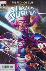 Silver Surfer: Prodigal Sun #1 Variant A
