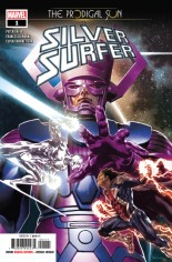 Silver Surfer: Prodigal Sun #1 Variant B