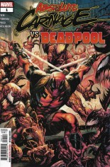 Absolute Carnage Vs Deadpool #1 Variant A