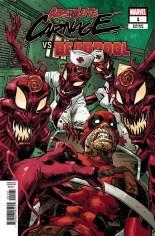 Absolute Carnage Vs Deadpool #1 Variant F