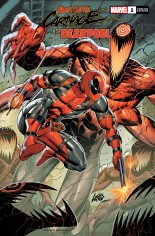 Absolute Carnage Vs Deadpool #1 Variant B: Connecting Variant