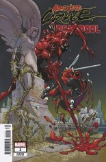 Absolute Carnage Vs Deadpool #1 Variant D