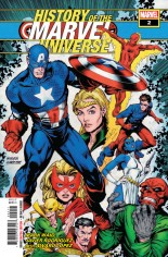 History Of The Marvel Universe (2019-2020) #2 Variant A