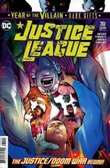Justice League (2018-2021) #30 Variant A